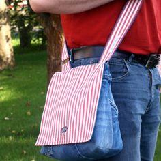 Jeanstasche Jeans & Stripes