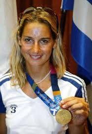 Sofia Bekatorou Sailing Olympic Winners, Greeks, Olympics, Sailing, Film, Style, Candle, Movie, Swag