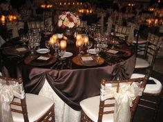 Flowers, Reception, Pink, Orange, Brown, Wedding, Gold