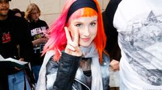 SparkLife » 10 Reasons We're Still Into Hayley Williams