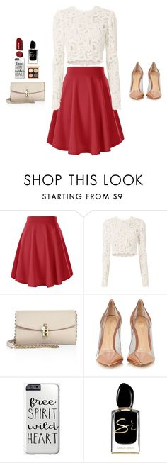 """""""Inspirstion"""" by monika1555 on Polyvore featuring A.L.C., Dolce&Gabbana, Gianvito Rossi and Giorgio Armani"""