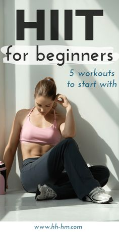 5 HIIT workouts for beginners! Regardless of whether you work out at home or in the gym … – 5 HIIT workouts for beginners! Whether you work out at home or in the gym, this train – # Removal workout for home training fitness Fitness Logo, Yoga Fitness, Physical Fitness, Fitness Humor, Fitness Design, Health Fitness, Hitt Workout, Hiit Workout At Home, At Home Workouts