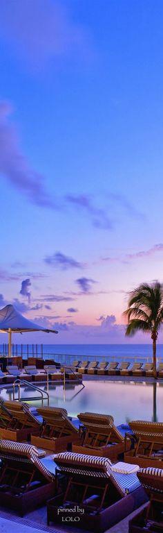 Ritz Carlton Fort Lauderdale, Florida | LOLO