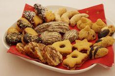 Vánoční cukroví bez cukru a z celozrnné mouky