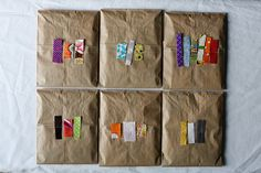 All Packaged Up! by Jeni Baker, via Flickr