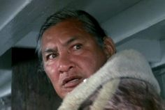 Will Sampson in Orca.