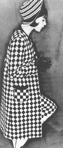 Mary Quant Fashion Photo
