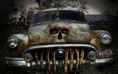Scary Rat Rod                                                                                                                                                                                 More