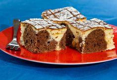 15 leheletkönnyű túrós-vaníliapudingos sütemény | nosalty.hu Banana Bread, Food And Drink, Baking, Sweet, Minden, Yogurt, Candy, Bakken, Bread