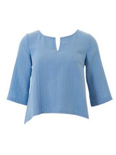 104-032016-B, burda style, Blusenshirt, Nähen, DIY