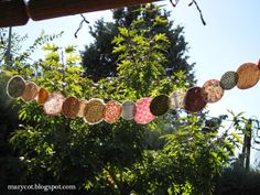 Productos marycot: Guirnaldas de banderines