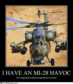 Big guns. Now that some firepower..
