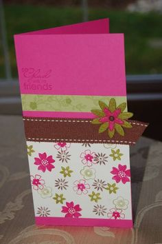 CC208 Eastern Blooms by Stampin Alison - Cards and Paper Crafts at Splitcoaststampers