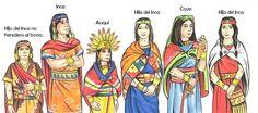 Realeza Inca. Ilustración Larp, Inca Art, Peruvian Art, America Outfit, Inca Empire, Native American Art, World Cultures, Mythology, Photo Art