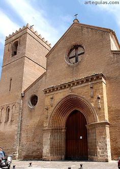 Mudéjar de Sevilla: iglesia de Santa Marina