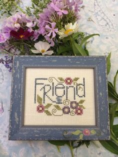 Tender twisted threads, plied of flax and silk, Stitch hearts that never grieve-- Blooms that never wilt. Cross Stitch Quotes, Xmas Cross Stitch, Cross Stitch Pillow, Just Cross Stitch, Cross Stitch Pictures, Cross Stitch Baby, Cross Stitch Samplers, Modern Cross Stitch, Cross Stitch Flowers