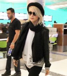 Julianne Hough at LAX airport in Los Angeles - Daily Updated Celebrity Photos