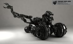 Transformers 4 Concept Art 16
