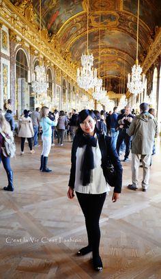 Make Your Own Fashion : Castillo Versalles .....Francia