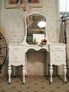 french vintage vanity by JDS