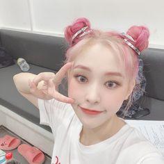 Kpop Girl Groups, Korean Girl Groups, Kpop Girls, Korean Aesthetic, Aesthetic Girl, Rapper, The Dreamers, Dream Catcher, Hairstyle