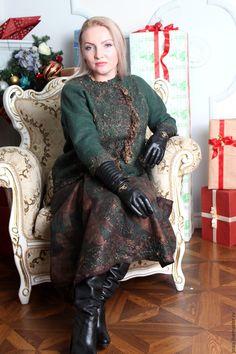 Магазин мастера Olga Prais (Ольга Прайс): платья, верхняя одежда, жилеты, юбки, кофты и свитера