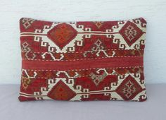 16x24 inchBOHEMIAN  Decor Embroidered Wool Turkish by pillowsstore, $109.00