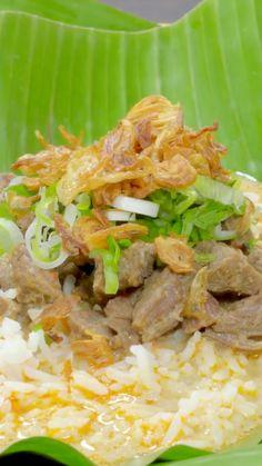 Diy Food, Food Food, Nasi Bakar, Baked Rice, Food Plan, Indonesian Food, Rice Dishes, Korean Food, Healthy Drinks