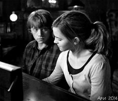 Eheberatung für Ron und Hermine