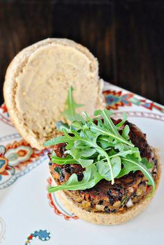 Black Bean Burgers » Cook Like a Champion. I love black bean burgers! I made this tonight and they were SO good! Please make, you will love!