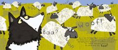 'Miaow Said the Cow' by Emma Dodd http://www.booktrust.org.uk/books-and-reading/children/authors/165