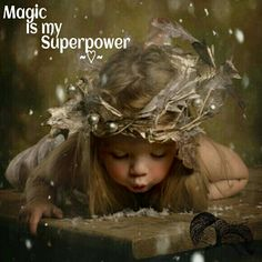 Magic is my Superpower ༺♡༻