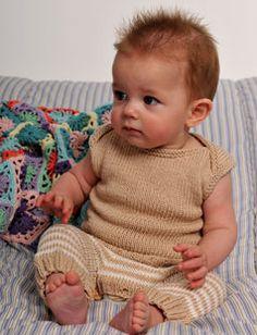 Baby top fra Femina