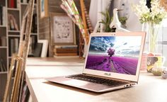 Dòng Asus Zenbook là kết tinh của tinh thần thiết kế Asus, dựa trên nền tảng cũ Asus sáng tạo và cho ra đời mẫu laptop Zenbook được chế tác tinh tế vô cùng đẹp mắt với lớp vỏ kim loại nguyên khối cao cấp họa tiết vân tròn đồng tâm vô cùng ti mẩn. Có thể nói, dòng Zenbook như những kiệt tác sản xuất được chế tác để bạn luôn nổi bật giữa đám đông. Dòng laptop AsusZenbook với triết lý đẳng cấp tinh tế với những màu sắc đẹp sáng tạo, tao nhã cho bạn thỏa thức lựa chọn màu sắc phù hợp với cá…