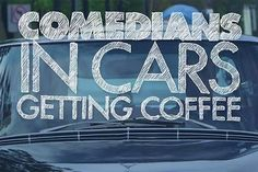 "DRINKING AND DRIVING WITH JERRY SEINFELD IN ""COMEDIANS IN CARS GETTING COFFEE"": Jerry Seinfeld is back with a brand new show developed for the web called ""Comedians In Cars Getting Coffee""! The second episode premieres tonight at 9pm ET on Crackle. In reference to Seinfeld, is this also going to be a show also about 'nothing'? Read our writer's take on it."
