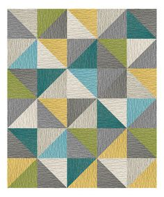 Made You Look 8 Triangle Patchwork - Show All - Area Rugs Beige Carpet, Modern Carpet, Living Room Colors, Living Room Grey, Living Rooms, Contemporary Area Rugs, Modern Rugs, Carpet Tiles, Rugs On Carpet