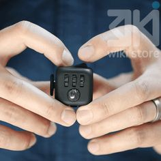 What is Anti-Stress Cube? Anti-Stress Cube is an high-quality fidgeting toy designed to help you focus.It has six sides. Each side features something to fidge