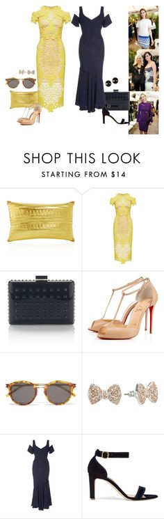 """""""2012 CFDA/Vogue Fashion Fund Show - Part 1."""" by foreverforbiddenromancefashion ❤ liked on Polyvore featuring Sanjay Kasliwal, Thurley, Valentino, Christian Louboutin, Yves Saint Laurent, LC Lauren Conrad, Prabal Gurung, Rupert Sanderson and Wet Seal"""