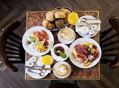 Breakfast at Café Einstein #MBFWB