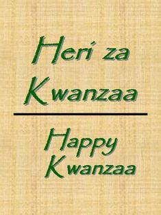 The Official Kwanzaa Web Site - Kwanzaa Celebration of Family, Community and Culture by Maulana Karenga