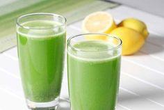 Persilja-sitruunajuoma nesteturvotuksen hoitoon