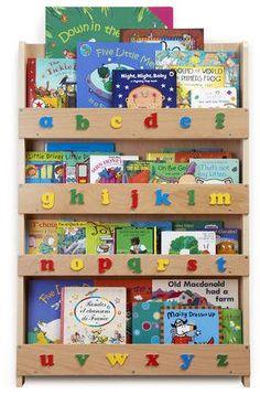 Tidy Books Kid's 45.3 Book Display Indoor Playground #ad