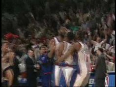 Larry Johnson 4-point play... Before the Knicks sucked