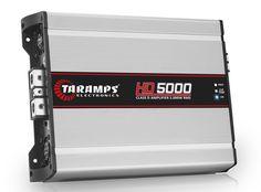 HD 5000  5000 Watts RMS em versões de 1 e 2 Ohms  Saiba mais em goo.gl/KGQ90D