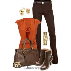A fashion look from January 2013 featuring Vivienne Westwood blouses, Maison Martin Margiela ankle booties and MARC BY MARC JACOBS handbags. Browse and shop rel...
