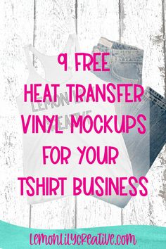 Learn how to use Canva to create gorgeous product photos for your vinyl shirt business and get 9 free vinyl shirt mockups! Diy Tumblers, Custom Tumblers, Product Photography, Photography Tips, How To Use Cricut, Free Mockup Templates, Tshirt Business, Simple Photo, Shirt Mockup