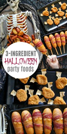 My Halloween treats The best Halloween party food ideas and even more fright bite ideas your guests will love. The post My Halloween treats appeared first on Halloween Food. Halloween Desserts, Soirée Halloween, Halloween Appetizers, Halloween Food For Party, Halloween Dinner, Halloween Goodies, Appetizers For Party, Halloween Treats, Appetizer Ideas