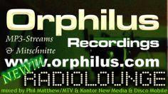 Radiolounge mit Radio-Mix Streamings