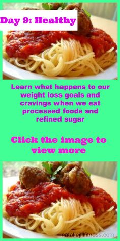 Do you ever wonder why when you have a big bowl of pasta or lots of starches you are HUNGRIER and TIRED after? TODAY, we are exploring THAT! Click on the image to read my article about this :)