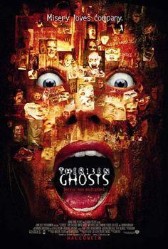 """""""13 Fantasmas"""" (13 Ghosts - 2001) ... Criatividade, casa de vidro show!"""